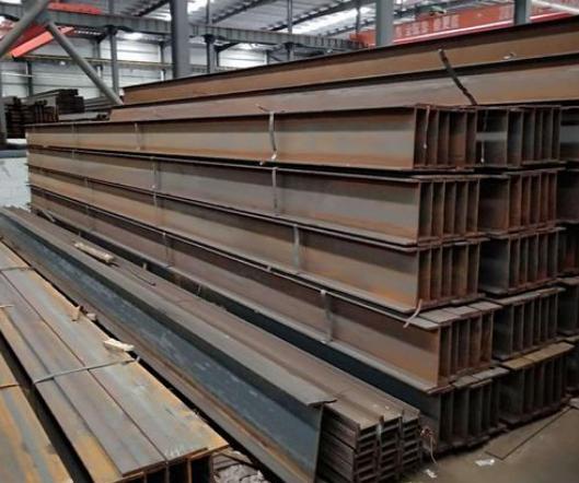 万博定制版H型钢多少钱一吨
